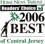readers choice 2006 best of central jersey